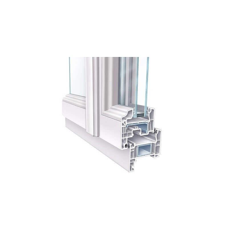 Portes d entre service PVC sur-mesure prix d usine! - Gefradis