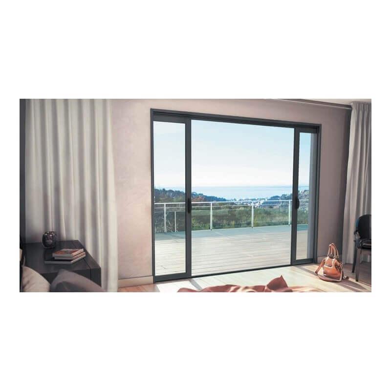 n 1 vente en ligne baie galandage 2 vantaux sur mesure. Black Bedroom Furniture Sets. Home Design Ideas