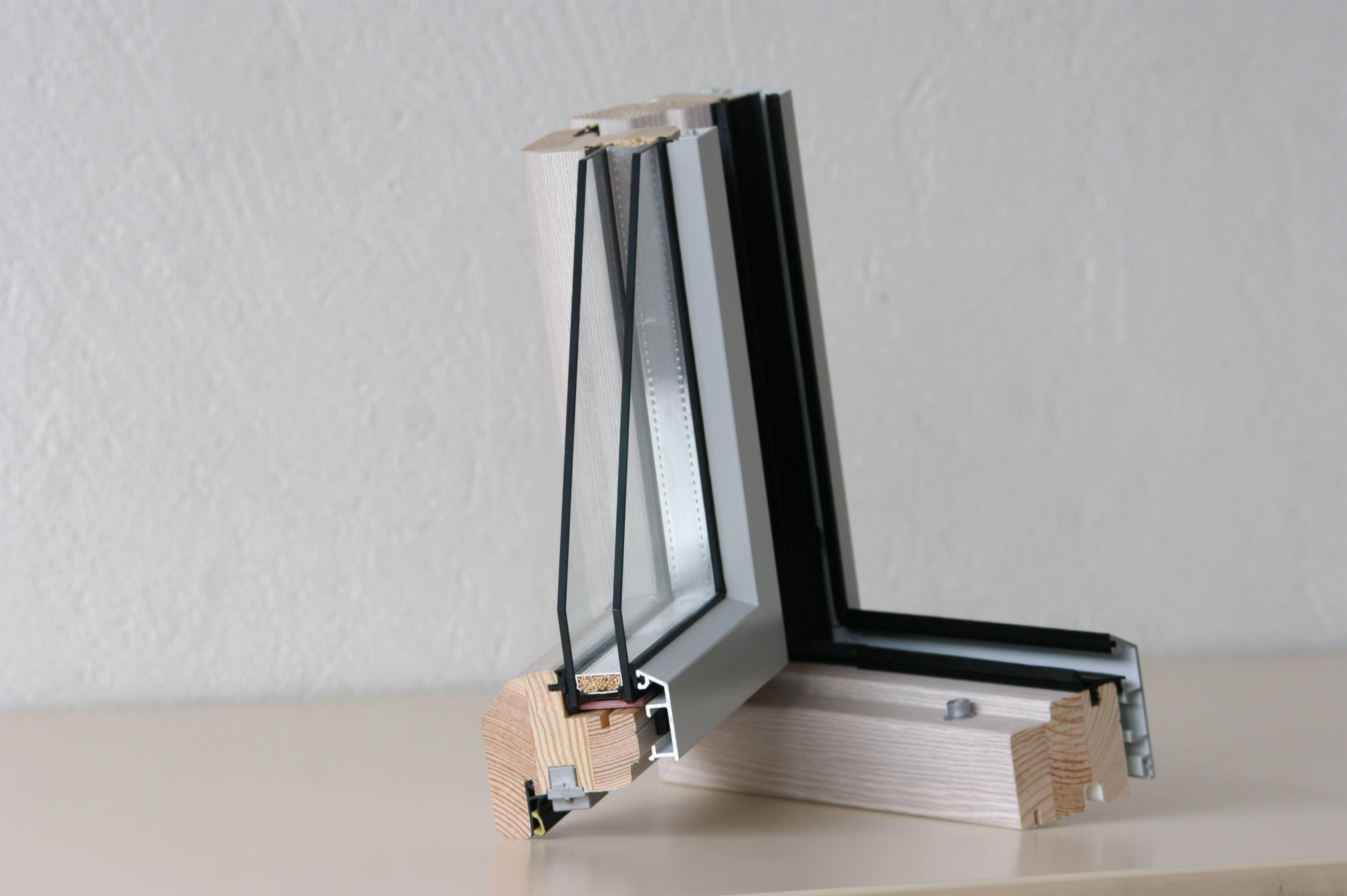 Devis en ligne fenetre mixte bois alu 2 vantaux sur mesure for Fenetre 3 vantaux alu