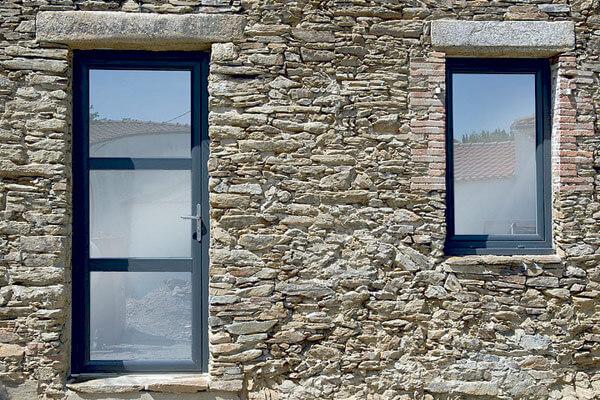 Devis en ligne porte d 39 entree aluminium vitree sur mesure for Devis fenetre double vitrage en ligne