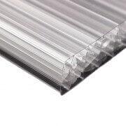 Pergola toit polycarbonate translucide autoportée