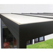 Plaque thermotop carport alu