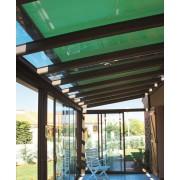 Store de toit véranda 15x3