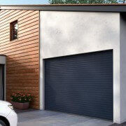 Porte de garage enroulable gris anthracite 7016 3.5x2