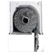 Volet roulant aluminium somfy pose en tunnel (dans coffre existant extérieur)