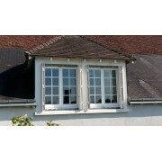Fenêtre pvc 2 vantaux pose en rénovation sur dormant existant