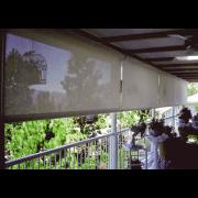 Store à Guide sable pour balcon terrasse