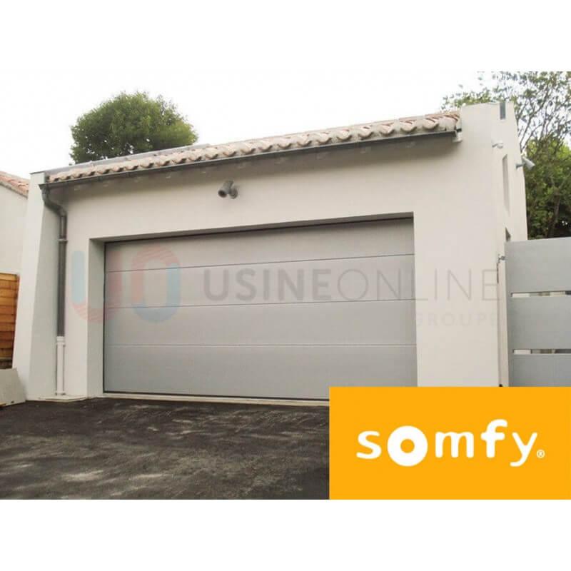 Porte de garage sectionnelle 4x2