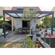 Pergola toit plat 5.2x4