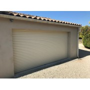 Porte de garage enroulable 4x2