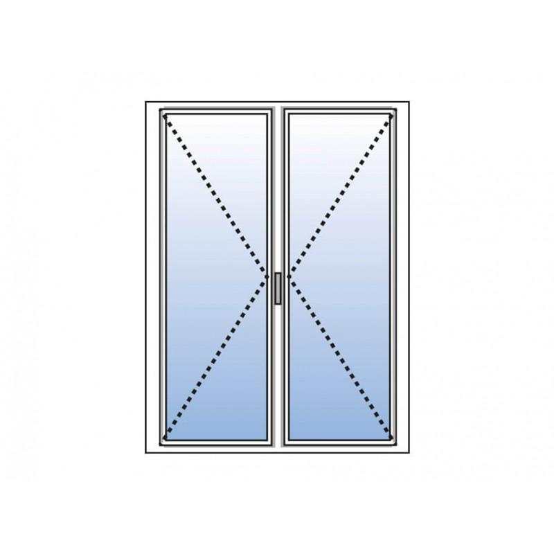 Porte Fenetre 2 Vantaux Aluminium Pas Cher Porte Fenetre 2 Vantaux