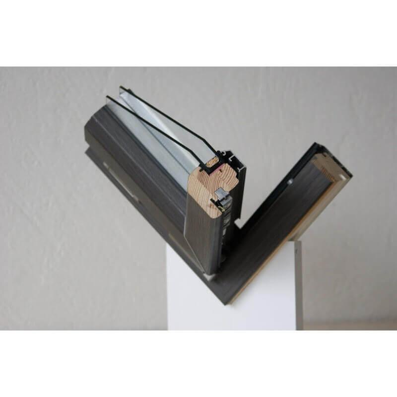 N 1 vente en ligne porte fenetre mixte 1 ouvrant sur for Prix fenetre bois sur mesure
