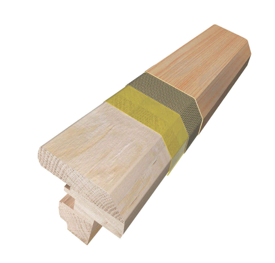 prix baie coulissante mixte bois alu sur mesure direct usine pas cher. Black Bedroom Furniture Sets. Home Design Ideas