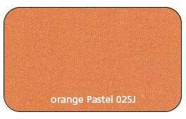 Coloris Toile Orange Pastel 025J