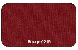 Coloris Toile Rouge Foncé 021R