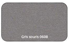 Coloris Toile Gris Souris 060G