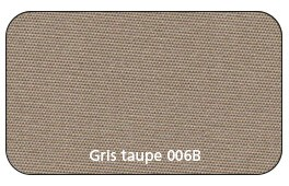 Coloris Toile Gris Taupe 006B