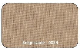 Coloris Toile Beige Sable 007B