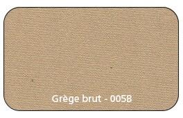 Coloris Toile Grège Brut 005B