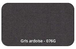 Coloris Toile Gris Ardoise 076G