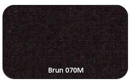 Coloris Toile Brun 070M